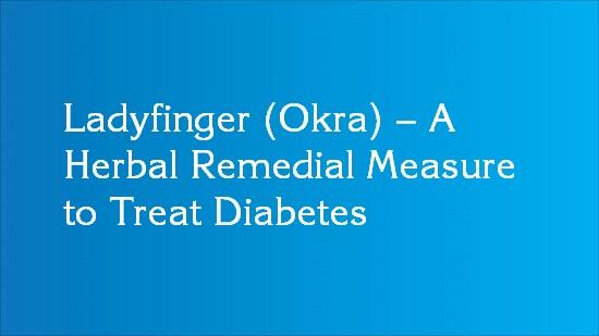 okra diabetes benefits