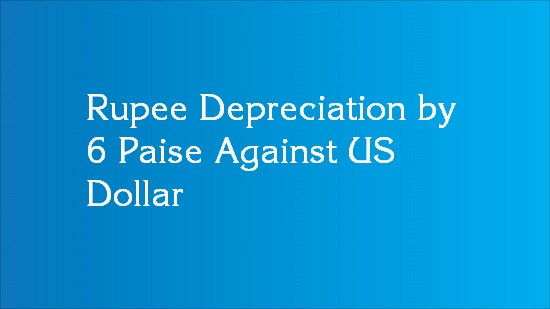 rupee and us dollar