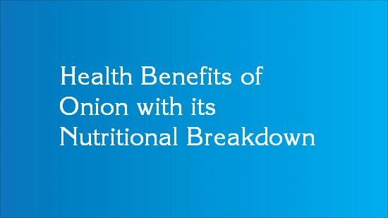 onion health benefits