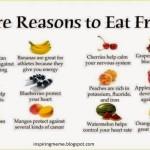 Health Benefits of Fruits: Wellness Awaits you on Every Intake