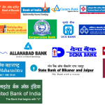 Government Banks List in Delhi NCR | Nationalised Banks in India