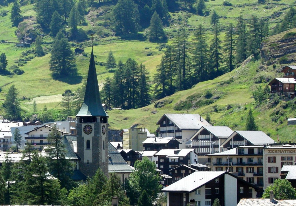 zermatt-switzerland-greenest-cities-in-the-world