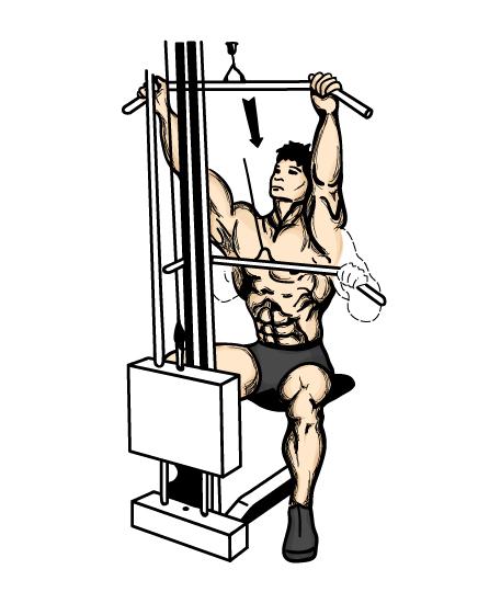 saturday-gym-workout-schedule-front-wide-grip-pulldown