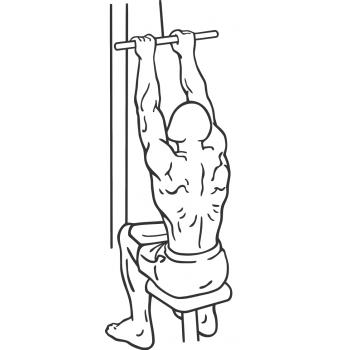 tuesday-gym-workout-schedule-back-close-grip-pulldowns-to-the-front