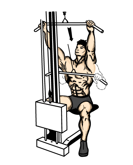 tuesday-gym-workout-schedule-back-lat-machine-pulldowns-to-the-front