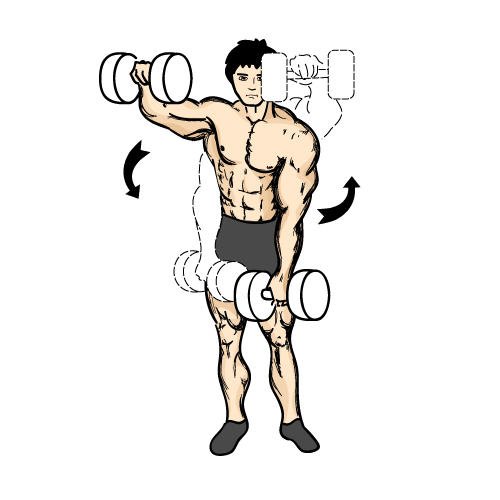 wednesday-gym-workout-schedule-front-dumbbell-raise