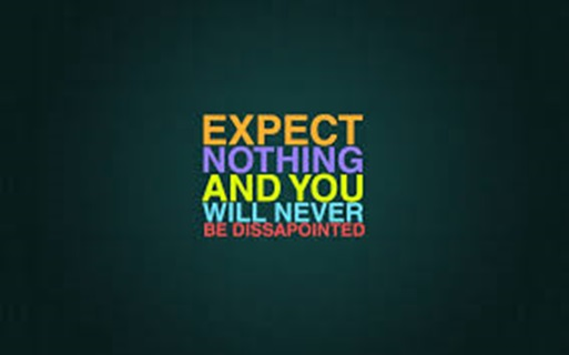 expect-less