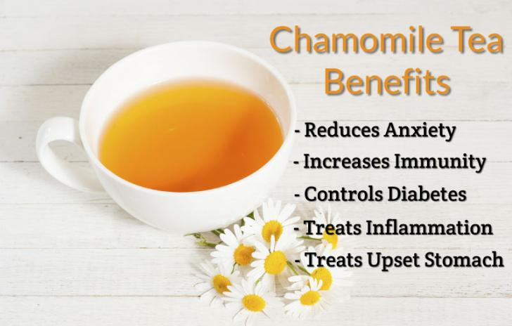 health-benefits-of-chamomile-tea