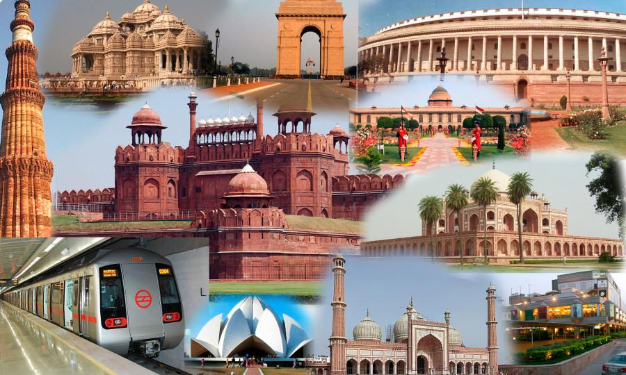 Best Places in Delhi