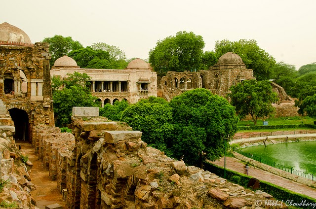 Hauz Khas Village: The Fort