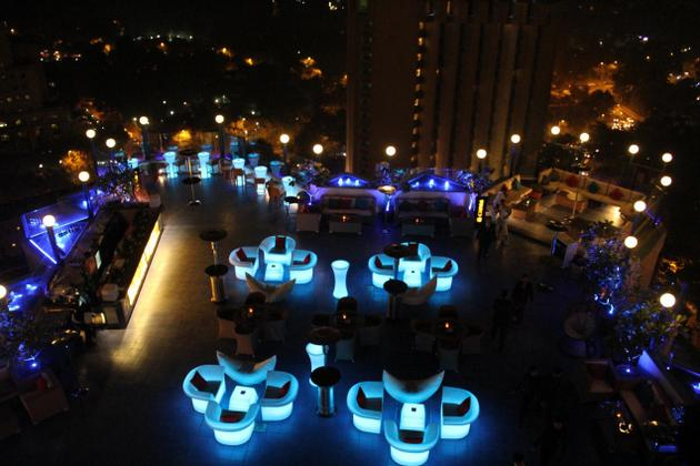 Sky Lounge, Connaught Place