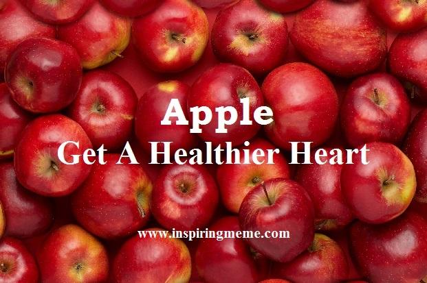 apple fruits benefit