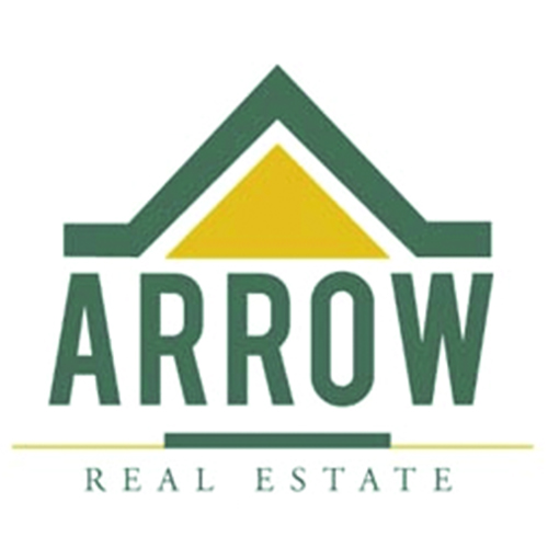 arrow real estate logo designs ideas