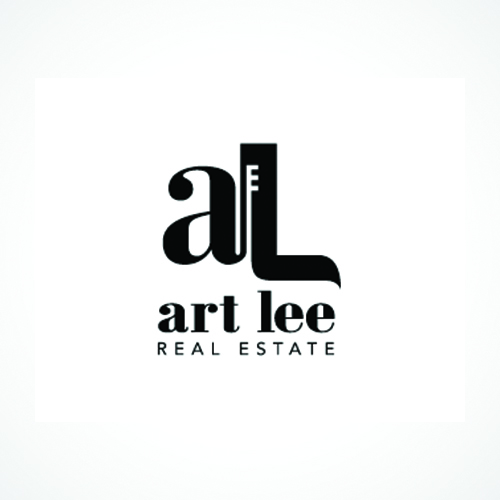 art lee real estate logo designs ideas