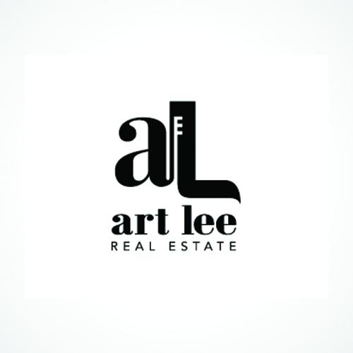 art lee real estate logo designs ideas