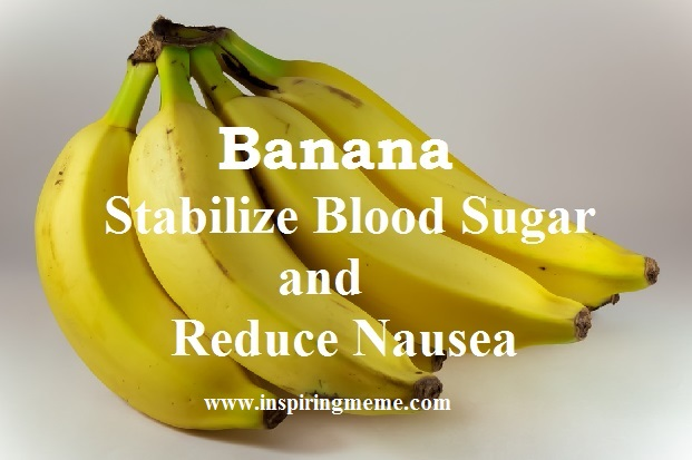 banana fruits health benefit