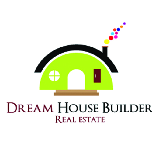 dream house builder logo real estate logo designs ideas