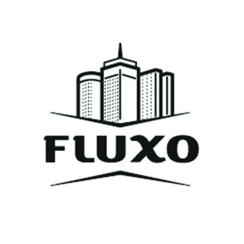 fluxo real estate logo designs ideas