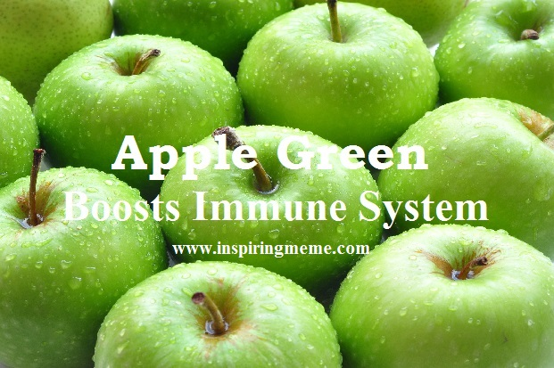 green apple fruits benefit