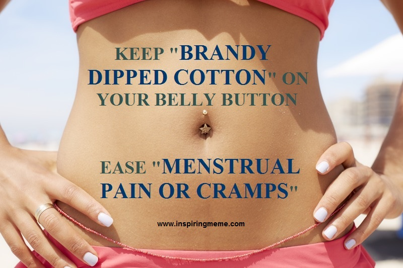 Benefits of Keeping Brandy Dipped Cotton on Your Belly Button