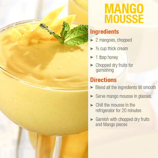 mango mousse smoothies benefits of healthy juices and recipes