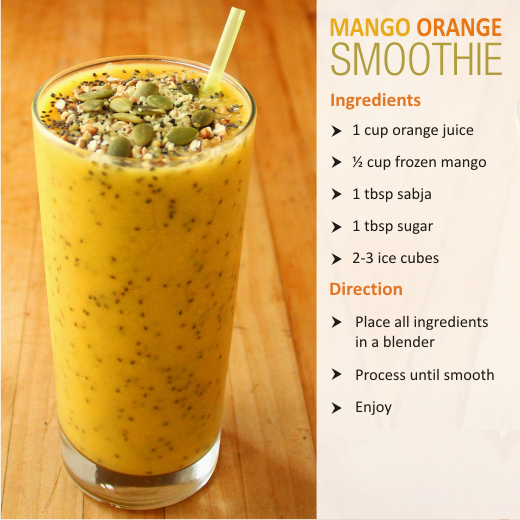 mango orange smoothies benefits of healthy juices and recipes