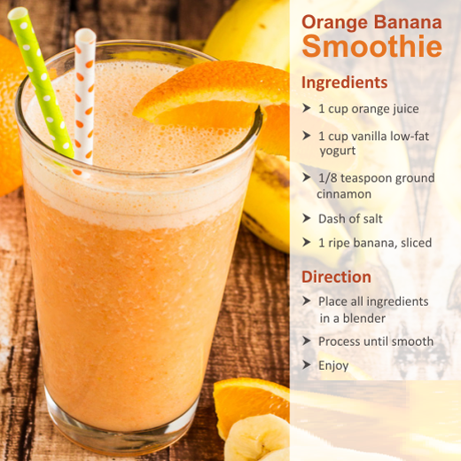 orange banana smoothies benefits of healthy juices and recipes