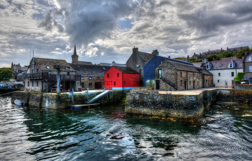 Romantic Honeymoon Destinations 5: Orkney, Scotland