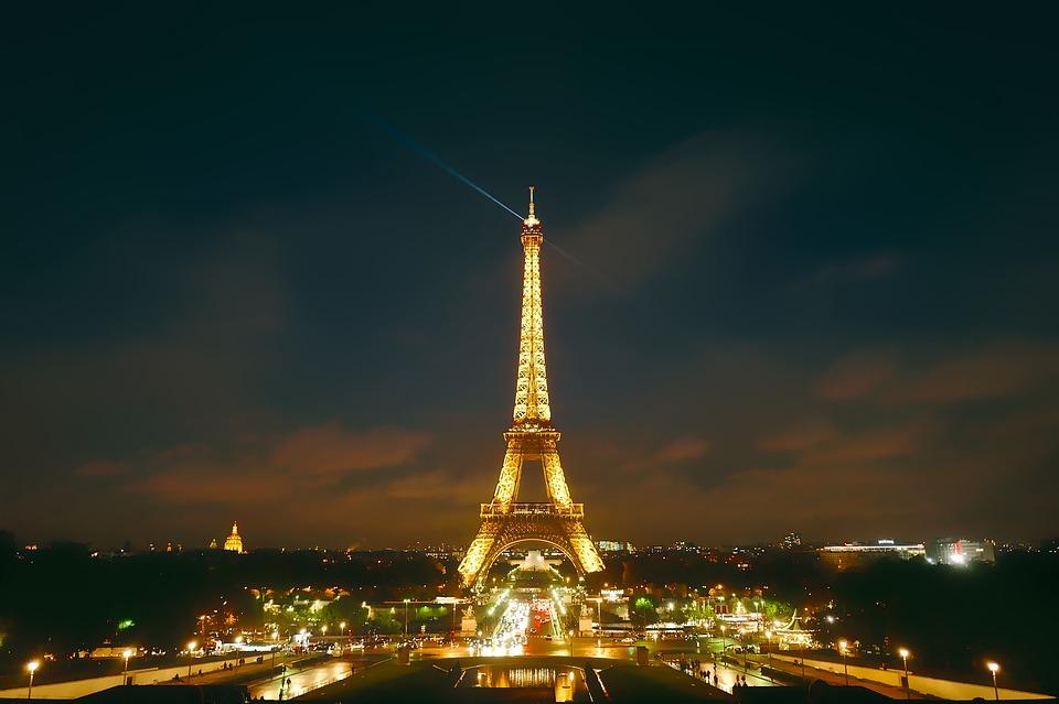 Romantic Honeymoon Destinations 4: Paris, France