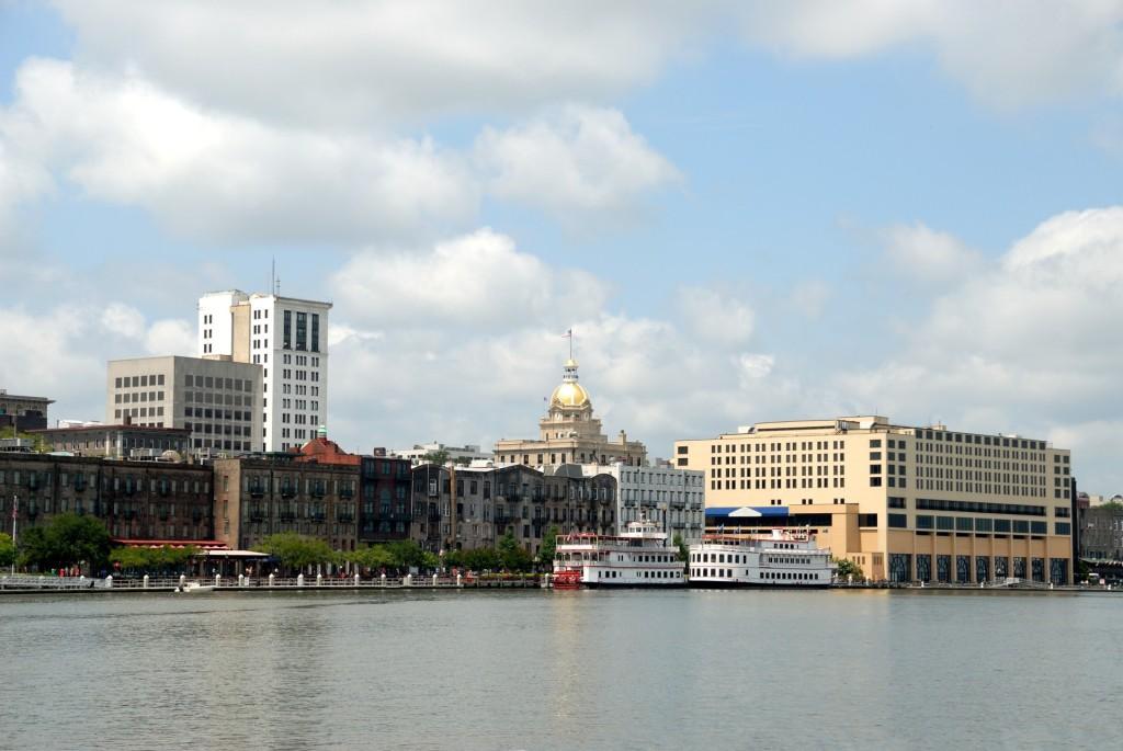 Romantic Honeymoon Destinations 10: Savannah, Georgia