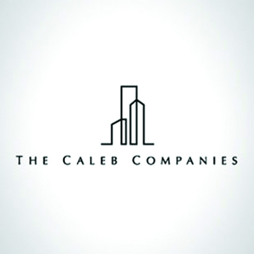 the caleb companies real estate logo designs ideas
