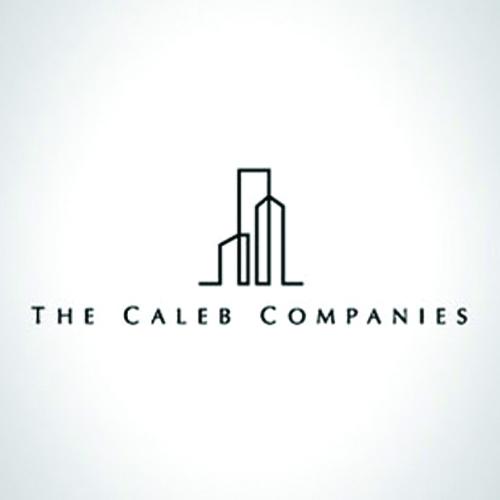 the caleb companies real estate logo designs ideas