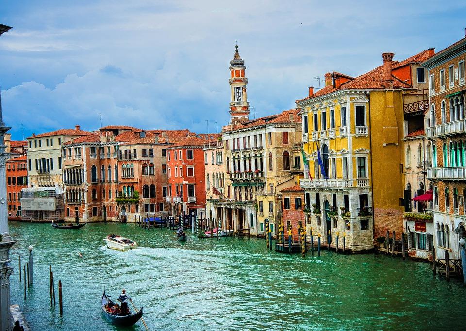 Romantic Honeymoon Destinations 6: Venice, Italy