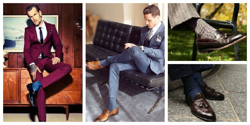 Loafers – Slip in, slip off, without fretting