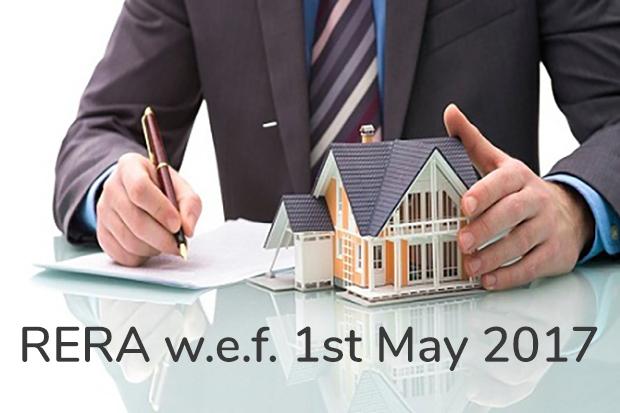 Real Estate Regulatory Authority RERA in India