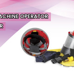 Blasting Machine Operator Safety Wear