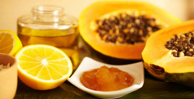 papaya-face-mask