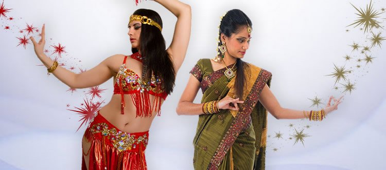 arab dance vs indian dance steps