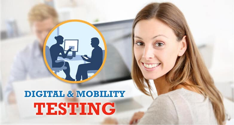 mobile app development and testing