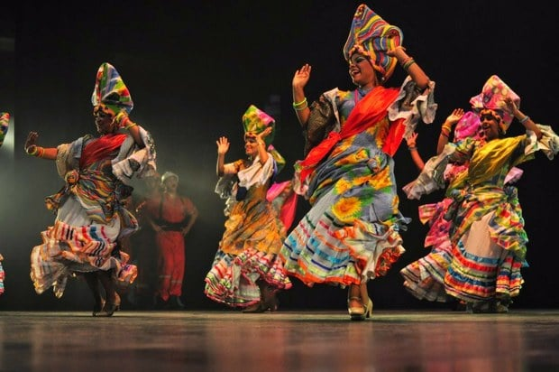 list of caribbean dances in colombia