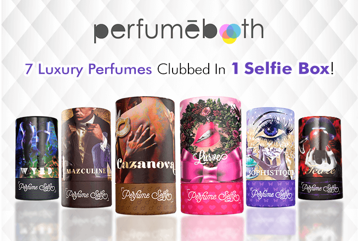 International Brands Perfumes in India