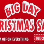 Santa Is Back in Town with Christmas Sale