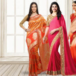 5 Fashionable Designer Sarees You Must Try this Season
