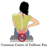 5 Common Causes of Tailbone Pain