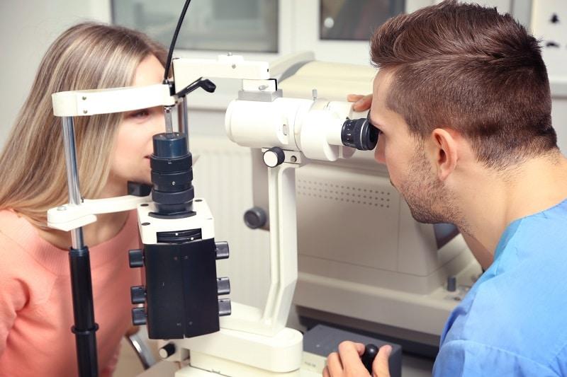 eye screening test for diabetes