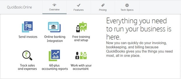intuit quickbooks business accounting
