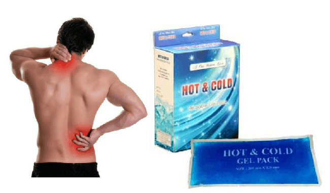 reusable hot and cold gel pack