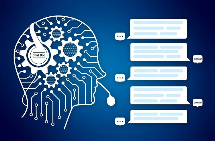 role of ai chatbots in industries