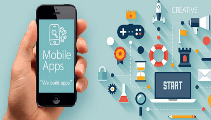 role of mobile application