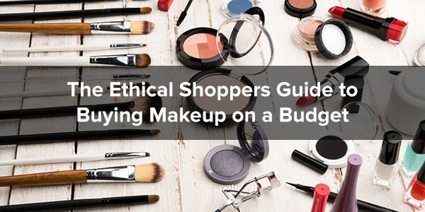 buying makeup on a budget